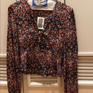 Brand new Intermix blouse